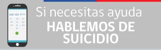 Prenvención de Suicidio